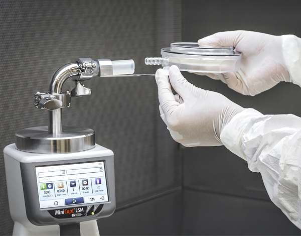 Microbial Sampling and Sterility Assurance